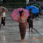 Photo in the rain